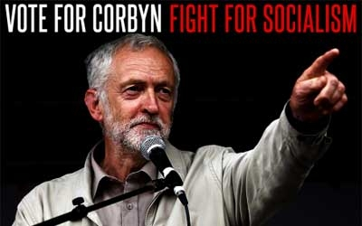 Vote for Corbyn